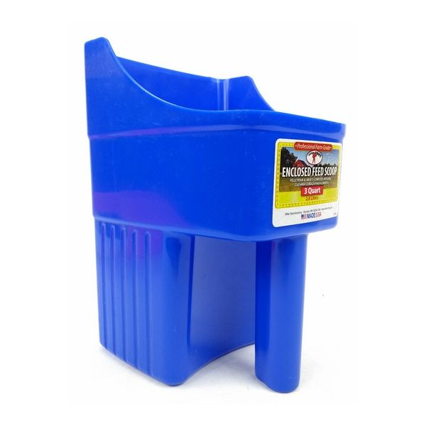 Pegador para Ração de Plástico Resistente Importado