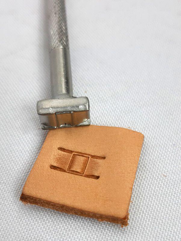 Pino de Selo para Estampar Couro Tandy Leather 82846-00