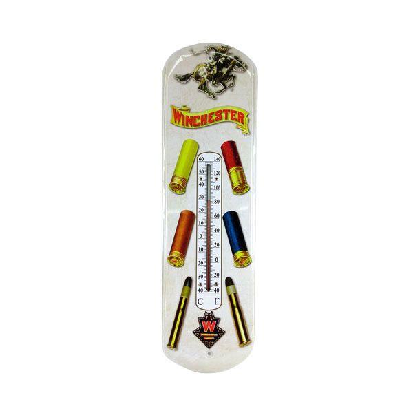 Termômetro Western Decorativo Balas de Revolver Importado