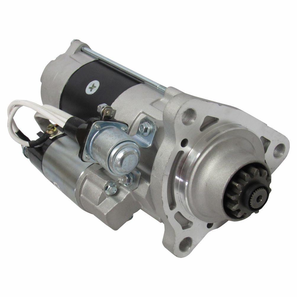 MOTOR PARTIDA (ARRANQUE) IVECO STRALIS 380/420 2004 A 2007/NOVO STRALIS 330/360/380/400/410/420/440/460/480/560 APÓS 2008 504042667 F