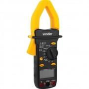 Alicate amperímetro digital AAV 2000 - Vonder
