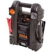 Auxiliar Partida 12 Volts 500 Amp. JS500S Black & Decker Bivolt