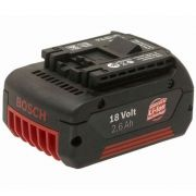 Bateria 18V Li-Ion 2,6ah - 18 V-LI Bosch