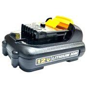 Bateria Li-íon 12V para DCD 710 DeWalt - N580008
