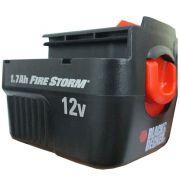 Bateria para Furadeira e Parafusadeira 12V HP120 Black & Decker