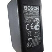 Carregador de bateria 3,7v / entrada micro-usb Original Bosch