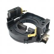 Conjunto Carvão e Porta Carvão para Furadeira Gsb 13 Re - Bosch - Skil - Dremel - F000612063