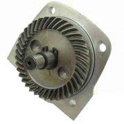 Conjunto Engrenagem Mancal e Coroa para esmerilhadeira - Bosch - Skil - Dremel  - 2610Z00626