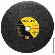 Disco Corte 14 X 2,8 X 1 Pol. Para Metal Stanley STA8011R-LA