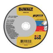"Disco Corte  7"" X 1,6 X 7/8"" Inox Hp2 - Dewalt"
