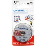 Disco Corte Thin Cut para Micro Retífica Dremel EZ409