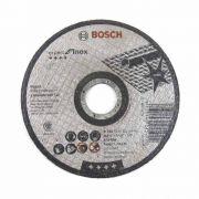 "Disco de corte 4.1/2"" X 5/64"" X 7/8"" inox - Bosch"