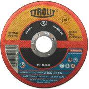 Disco de Corte Abrasivo 4.1/2 x 1/16 x 7/8 Pol. Tyrolit