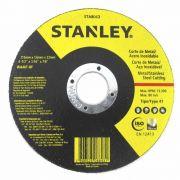 """Disco de corte inox  4.1/2"""" X 1,6 X 7/8"""" - Stanley"""