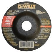 "Disco de Desbaste 4.1/2"" X 1/4"" X 7/8"" - DW44540 DeWalt"