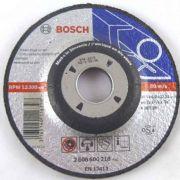 Disco de Desbaste 4.1/2 x 1/4 x 7/8 Pol. 218 Bosch