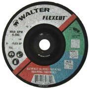 Disco De Desbaste 7 Pol. Flexcut - Walter