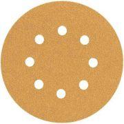 Disco de Lixa com Velcro Gr.60 Caixa com 5 Un. Bosch
