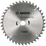 Disco de Serra Circular 7.1/4 Pol. Eco Madeira 60 dentes Bosch