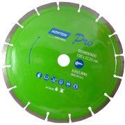 Disco Diamantado Pro Segmentado 230mm X 22,23mm Norton