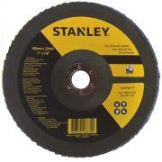 Disco Flap 7 X 7/8 Pol. para Metal / Inox - Stanley