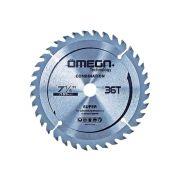"""Disco Serra Circular  7.1/4"""" 36D - Omg"""