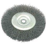 Escova Circular Aço Ondulada 10 X 1.1/2 X 1 Pol