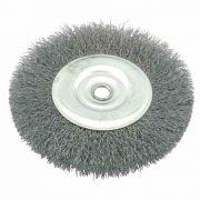 Escova Circular Aço Ondulada 10 X 1 X 1 Pol