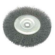 Escova Circular Aço Ondulada 10 X 2 X 1.1/2 Pol
