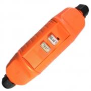 Interruptor de Segurança PRCD Industrial 220V-230V 16A à prova d'água