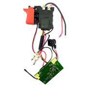 Interruptor Gatilho Parafusadeira Bosch GSR 1000 Smart - 1600A00FG7