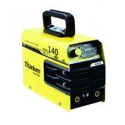 Inversora Solda Mini Mma 140 220V 60Hz Titanium Platina