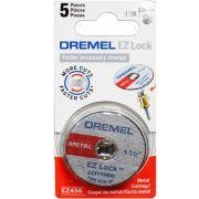 Kit 5 peças Discos Corte para Metal 1.1/2 Pol. Dremel EZ456