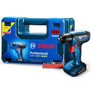 Kit Parafusadeira GSR1000 Smart 12v com Big Bit 25 pç Bosch