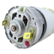 Motor 12v com pinhao, STDC012 - 90556414