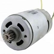 Motor 9,6V - para parafusadeira GSR 9,6V e GSR 12V com Pinhão - Bosch - Skil - Dremel - 2607022962