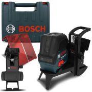 Nivel Laser 15m / Gcl 2-15 Com Maleta  Suporte Rm1 - Bosch
