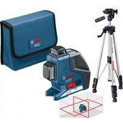 Nível Laser 80M 1063 GLL 3-80 P com Tripé BS150 Bosch