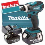 Parafusadeira de Impacto à Bateria 18V - Makita