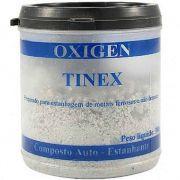 Tinex Composto Auto Estanhante Ferrosos ou Não 300gr Oxigen