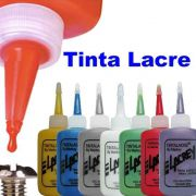 Tinta Lacre 40 Ml Lacrey Markey