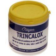 Trincalox Fluxo Soldagem Oxi Acetilênica 250gr Oxigen
