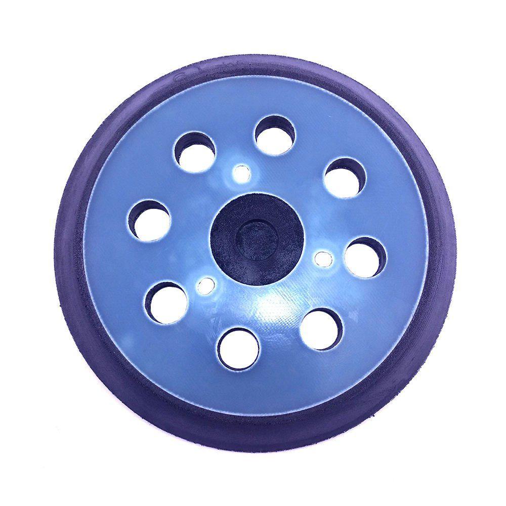 743081-8 - Almofada Velcro para Lixadeira Orbital Bo5030/bo4530 - (Makita)