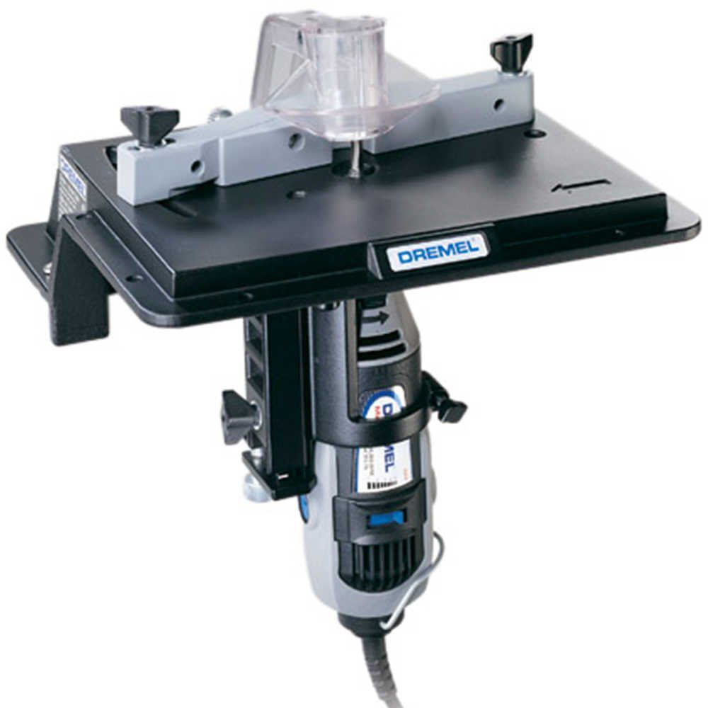 Acoplamento Mesa para Fresar para Micro Retífica Dremel 231