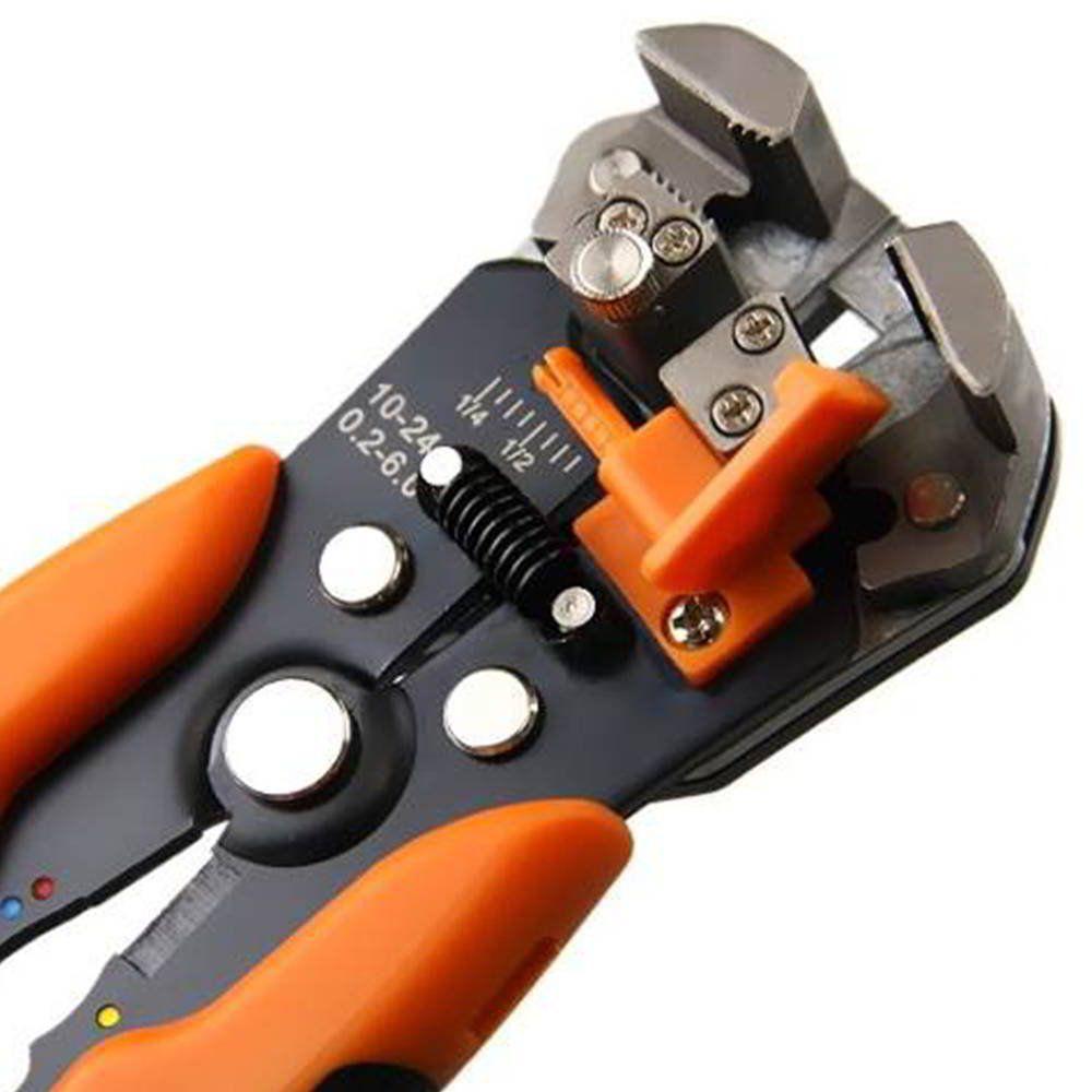 Alicate Desencapador Fios Automático 8 Pol Tramontina Pro