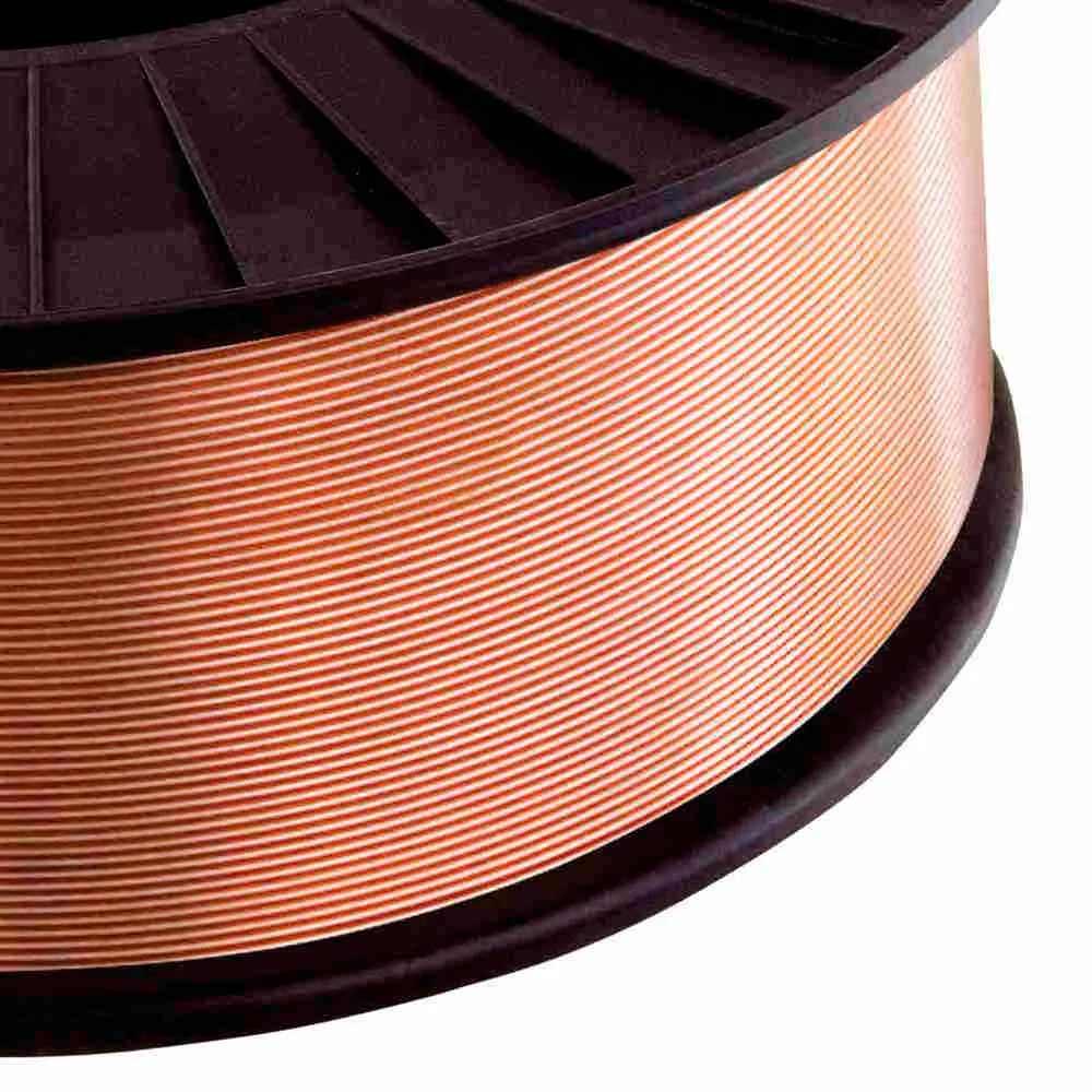 Arame para Solda Mig Aço Carbono 1,2mm Carretel 15kg - MIG USA