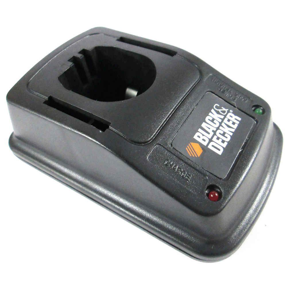 Base Carregador Bateria 12V - CD121 Tipo 2 Black & Decker