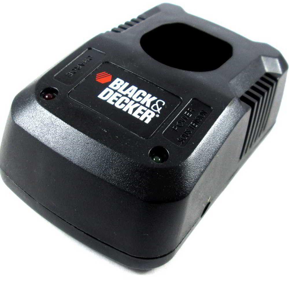 Base Carregador para Bateria 9,6V CD961 Tipo 3 Black & Decker