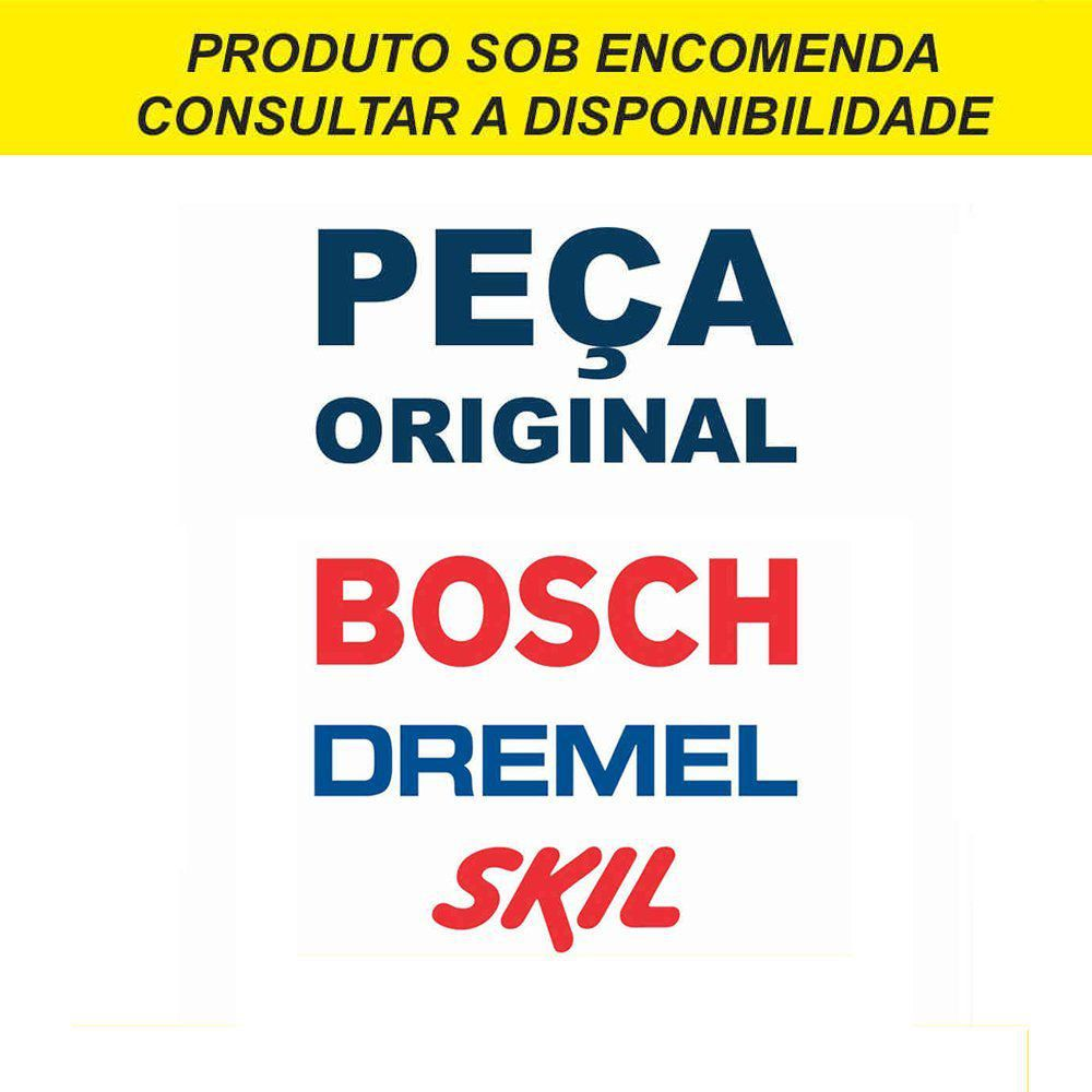 BATENTE DE BORRACHA - DREMEL - SKIL - BOSCH - F000603083