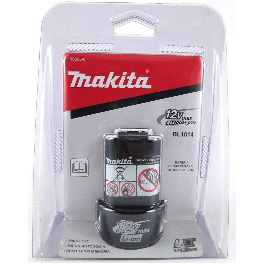 Bateria 12V BL1014 Li-ion - K1485X Makita